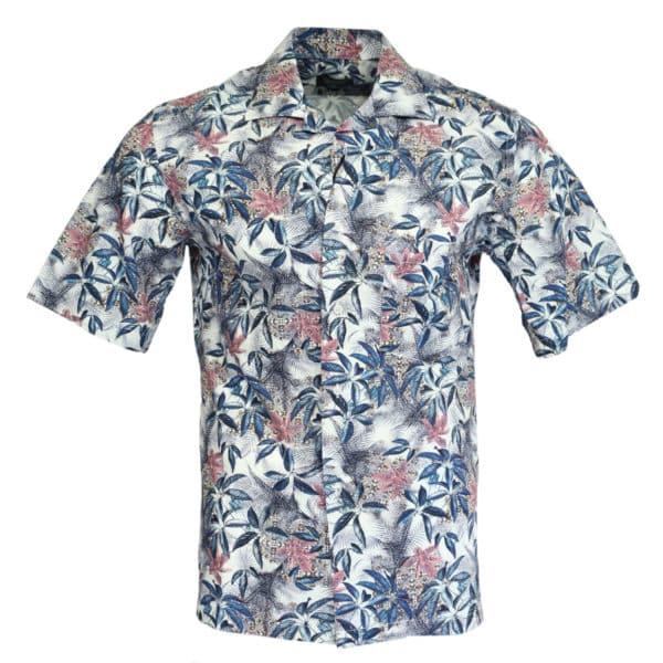 Mirto short sleeve shirt summer pattern
