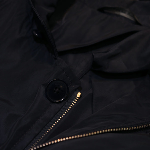 Muriel Ritz jacket in black detail2