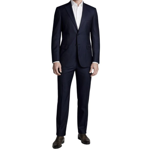 NAVY CANALI SUIT 7