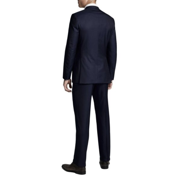 NAVY CANALI SUIT 9