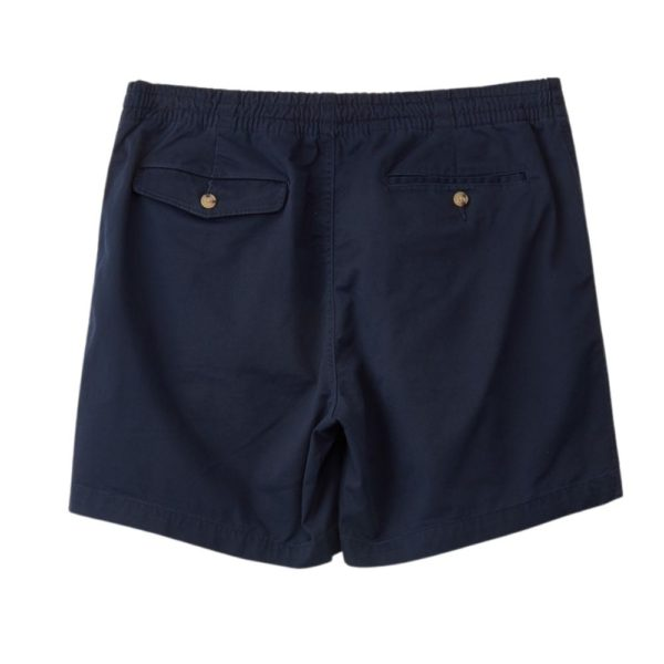 POLO RALPH LAUREN PREPSTER STRETCH CLASSIC FIT SHORTS IN NAVY1