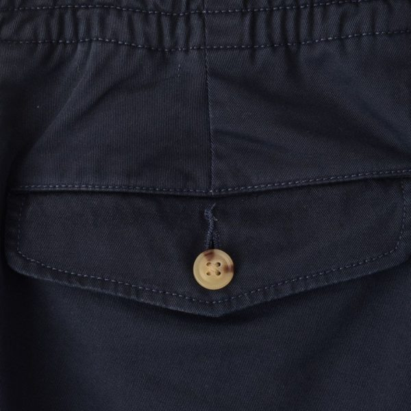 POLO RALPH LAUREN PREPSTER STRETCH CLASSIC FIT SHORTS IN NAVY2