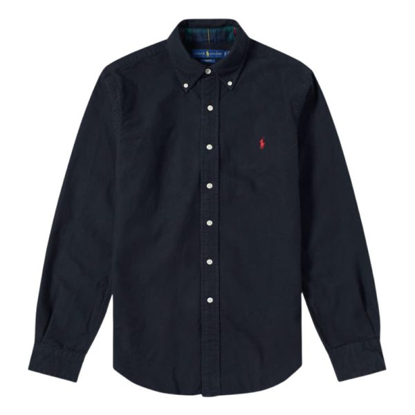 POLO RALPH LAUREN SLIM FIT BRUSHED OXFORD SHIRT
