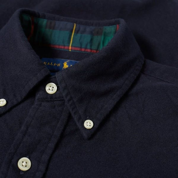 POLO RALPH LAUREN SLIM FIT BRUSHED OXFORD SHIRT1