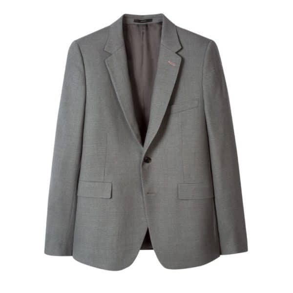 Paul Smith Mens Slim Fit Sterling Grey suit jacket