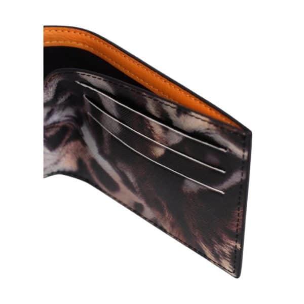 Paul Smith Tiger wallet notes