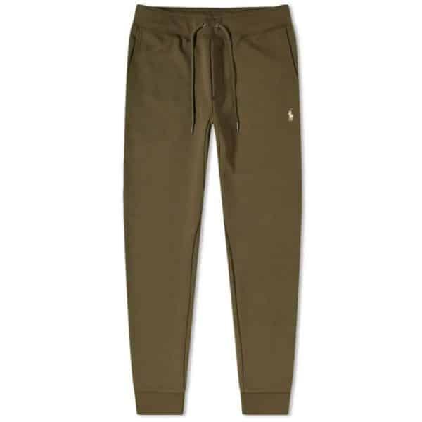 Polo Ralph Lauren Olive Tech pants 1