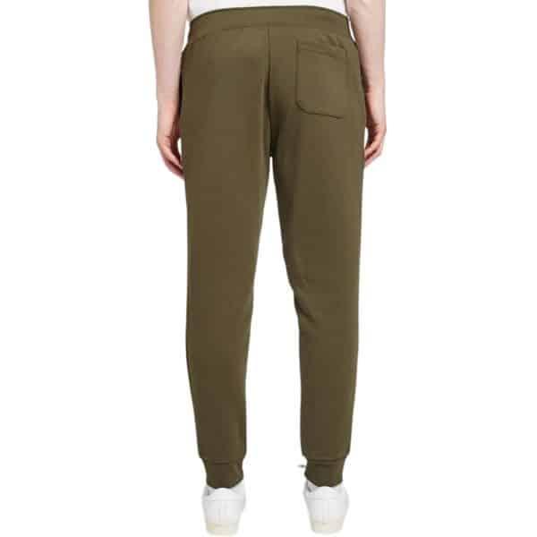 Polo Ralph Lauren Olive Tech pants back 2