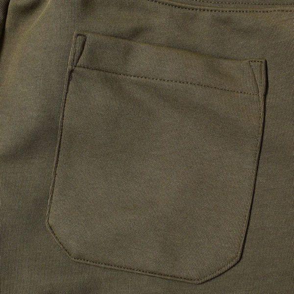 Polo Ralph Lauren Olive Tech pants back