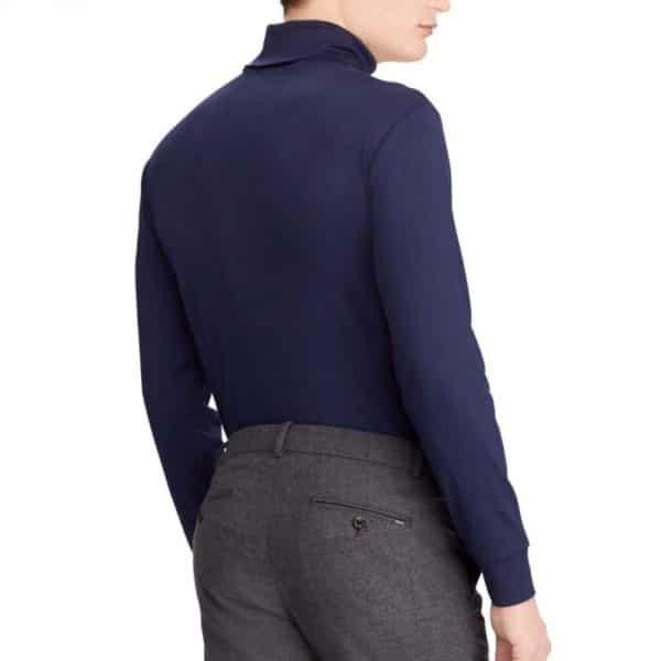 Polo Ralph Lauren Pima Cotton Turtleneck back