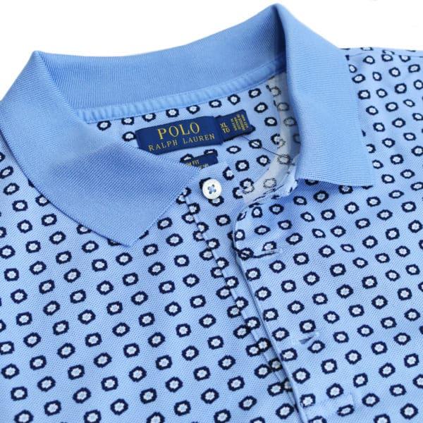 Polo Ralph Lauren polo shirt blue collar
