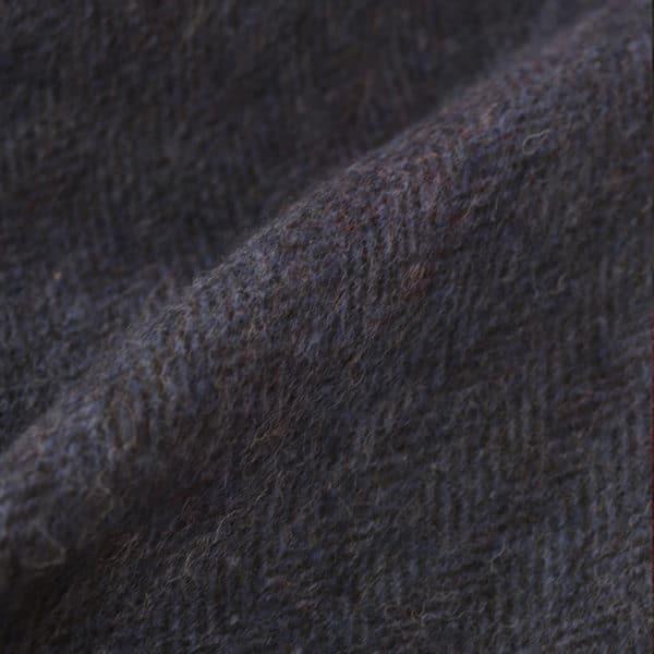 Ralph Lauren wool scarf logo other side