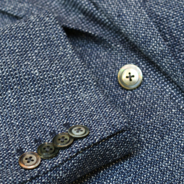 Roy Robson blazer jacket buttons detail