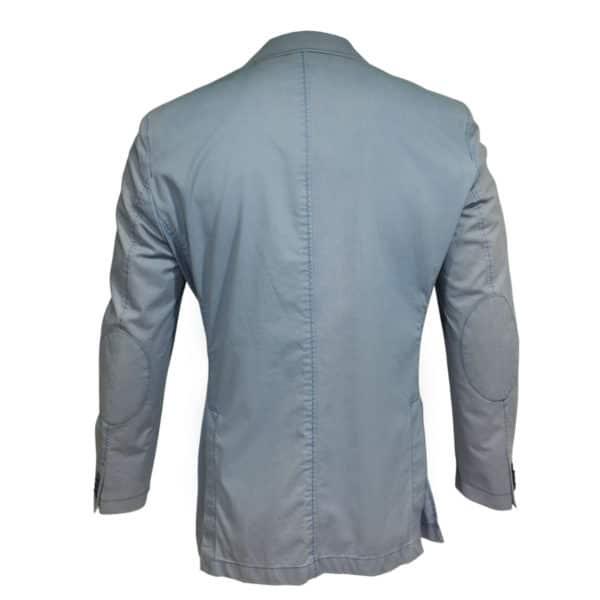 Roy Robson blazer jacket light blue back