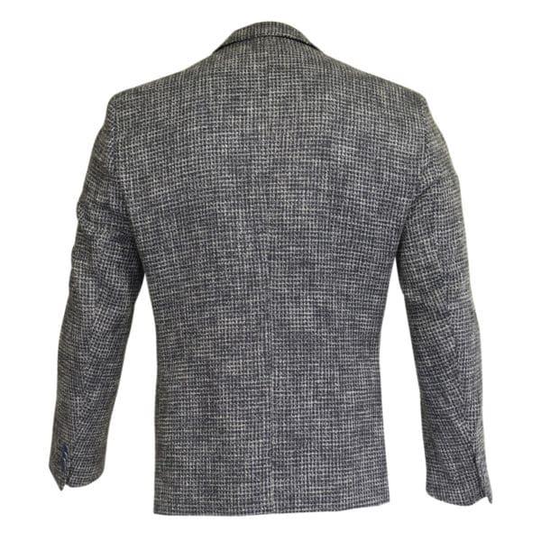 Roy Robson blazer jacket textured back