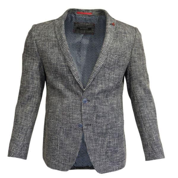 Roy Robson blazer jacket textured front