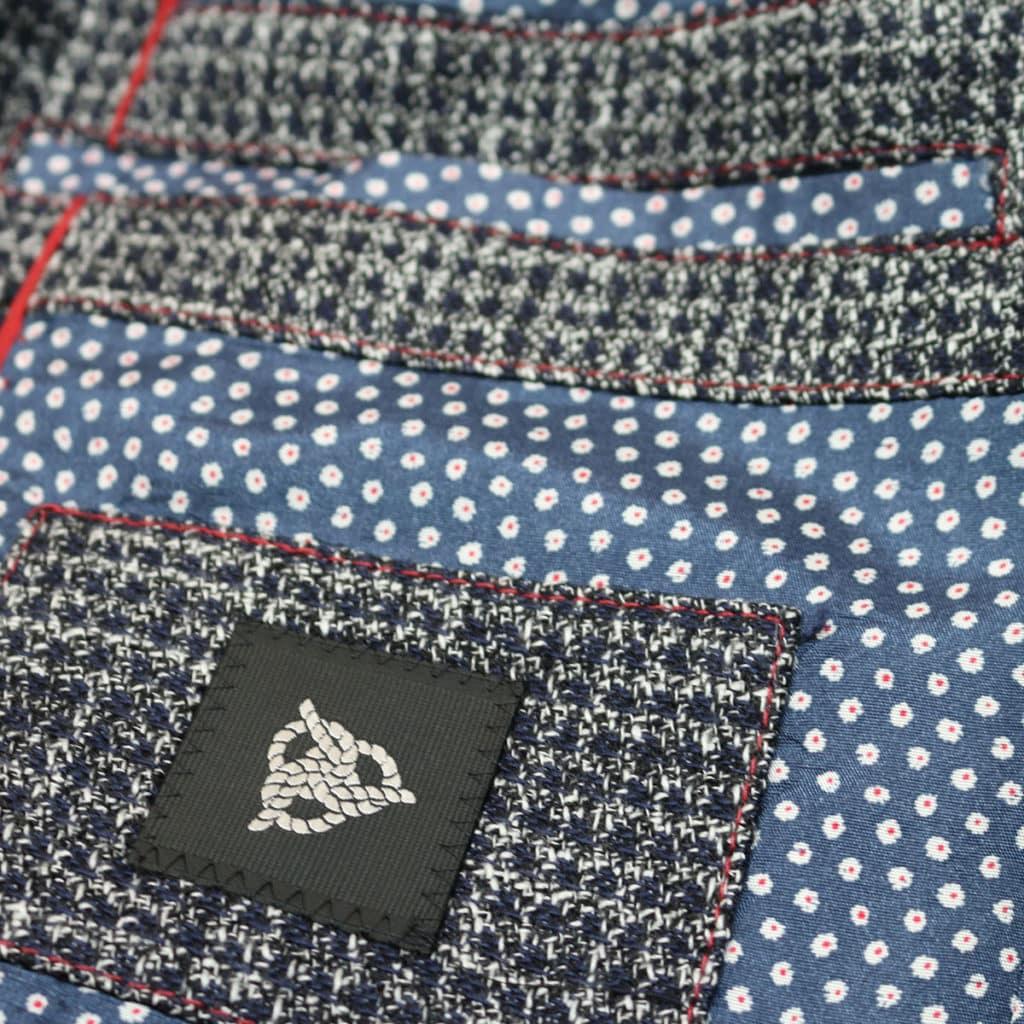 Roy Robson blazer jacket textured lining