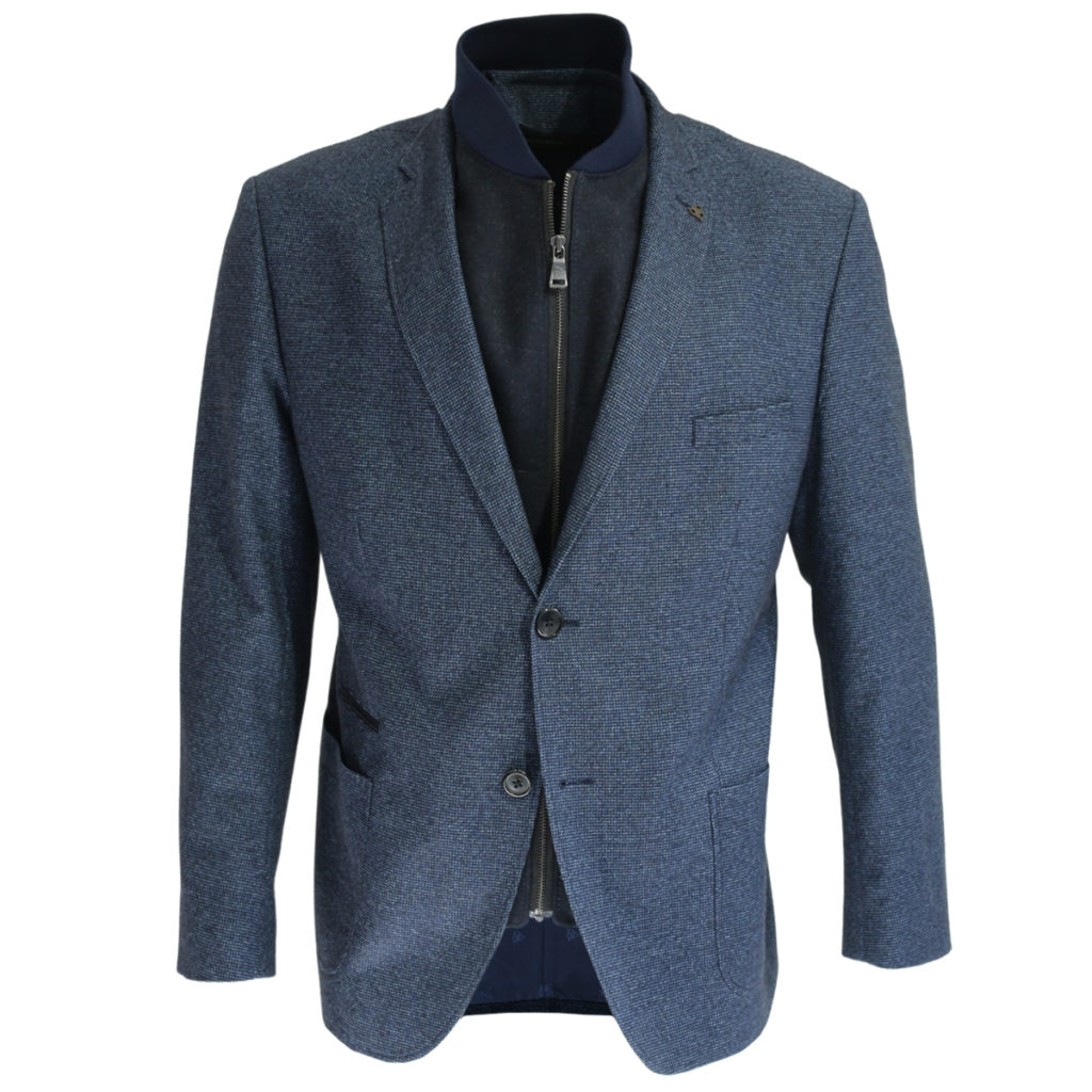 Roy Robson tailored outerwear jacket front