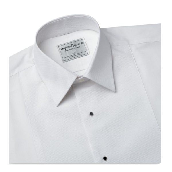 Simpson Ruxton Marcella Dress Shirt classic collar 1
