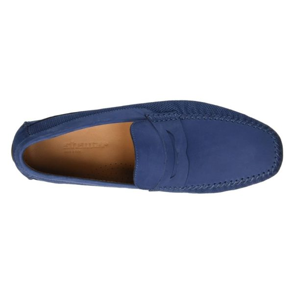 Stemar Lipari Driving shoe blue 1