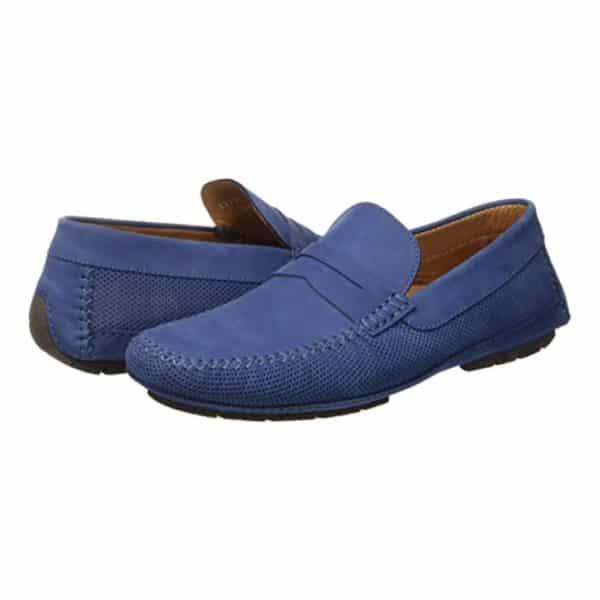Stemar Lipari Driving shoe blue 2