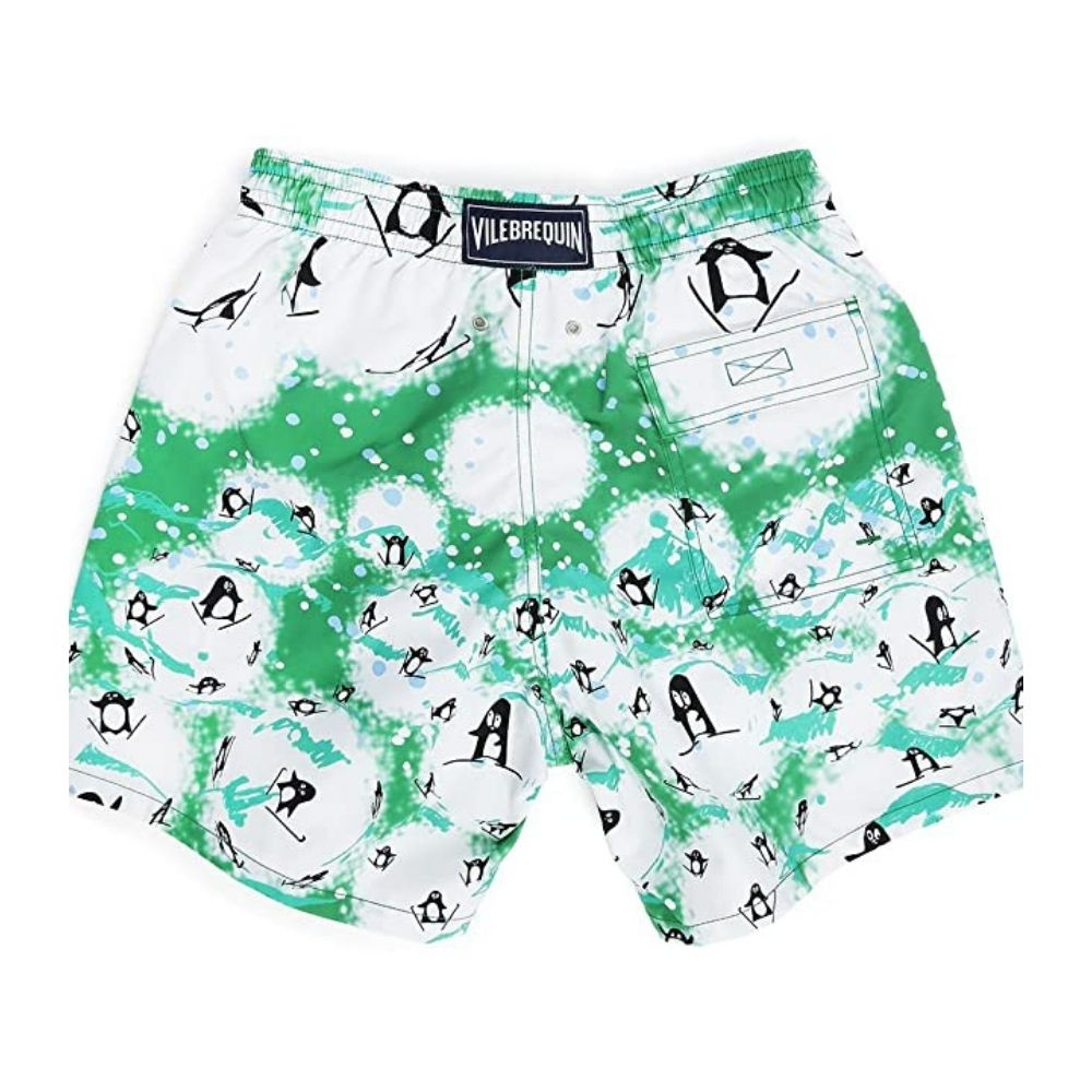 VILEBREQUIN PENGUIN SHORTS BACK 1