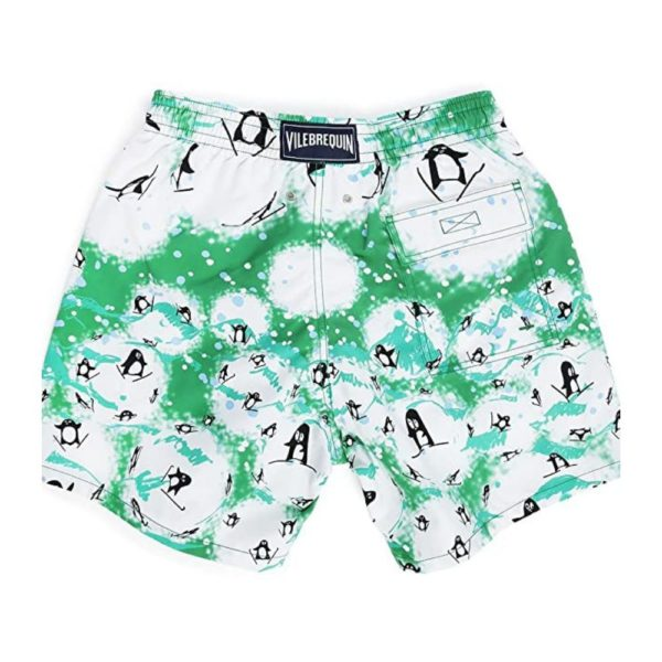 VILEBREQUIN PENGUIN SHORTS BACK