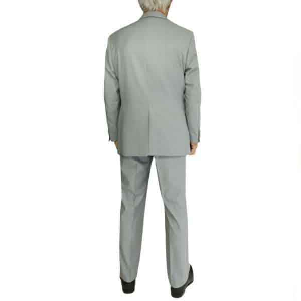 Warwicks grey suit back