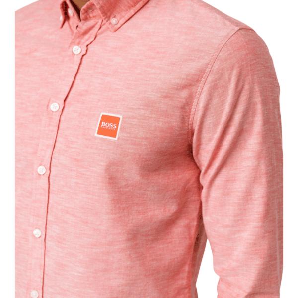 boss pink shirt 1