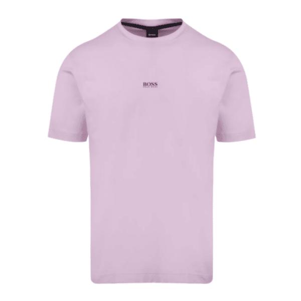 boss shirt pink