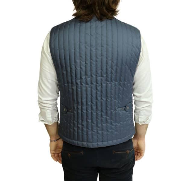 hacket vest back