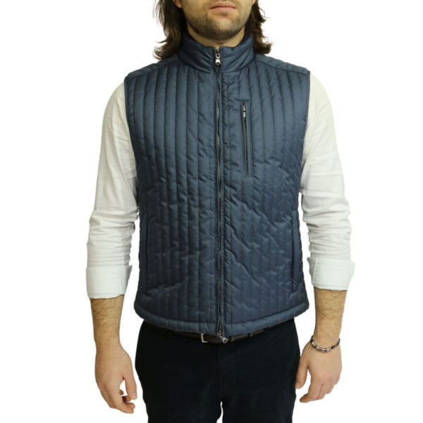 hacket vest front