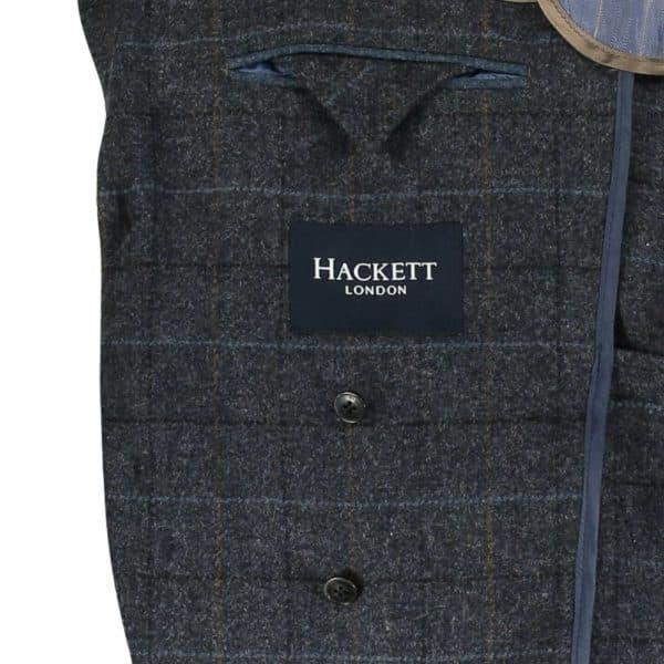 hackett grey check inside