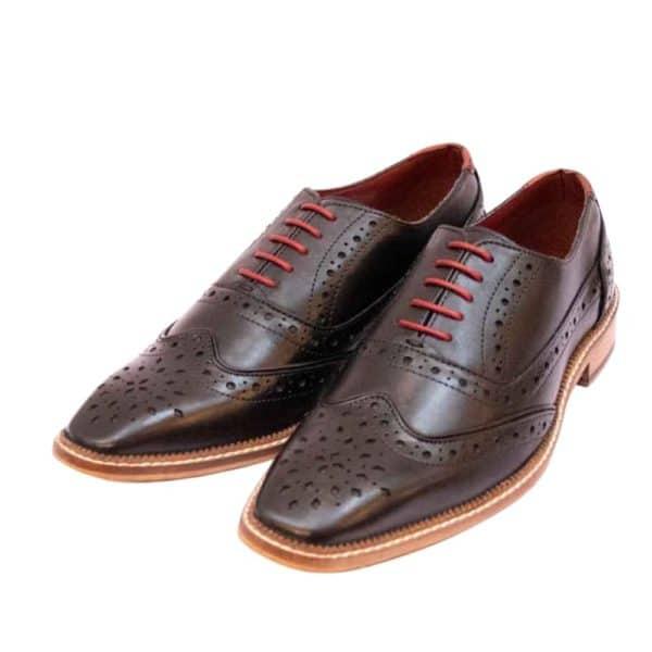 marc darcy black shoe