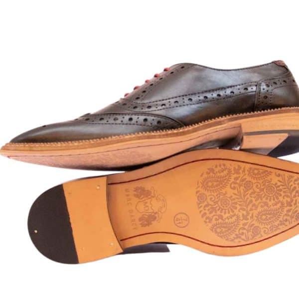 marc darcy black shoe sole