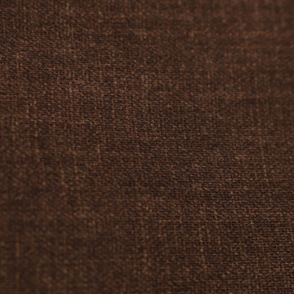 Amanda Christensen pocket square brown closeup