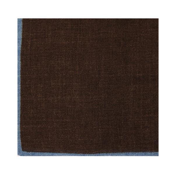Amanda Christensen pocket square brown main