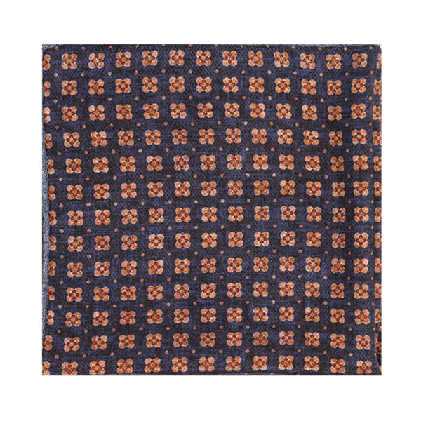 Amanda Christensen pocket square chambray paisley main 2