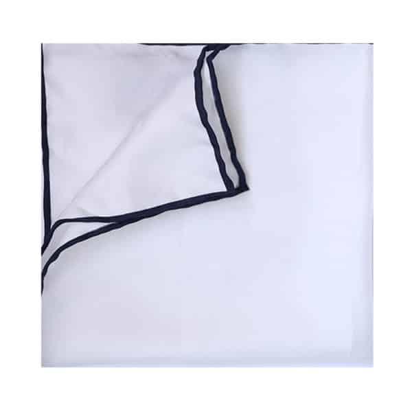 Amanda Christensen pocket square white main