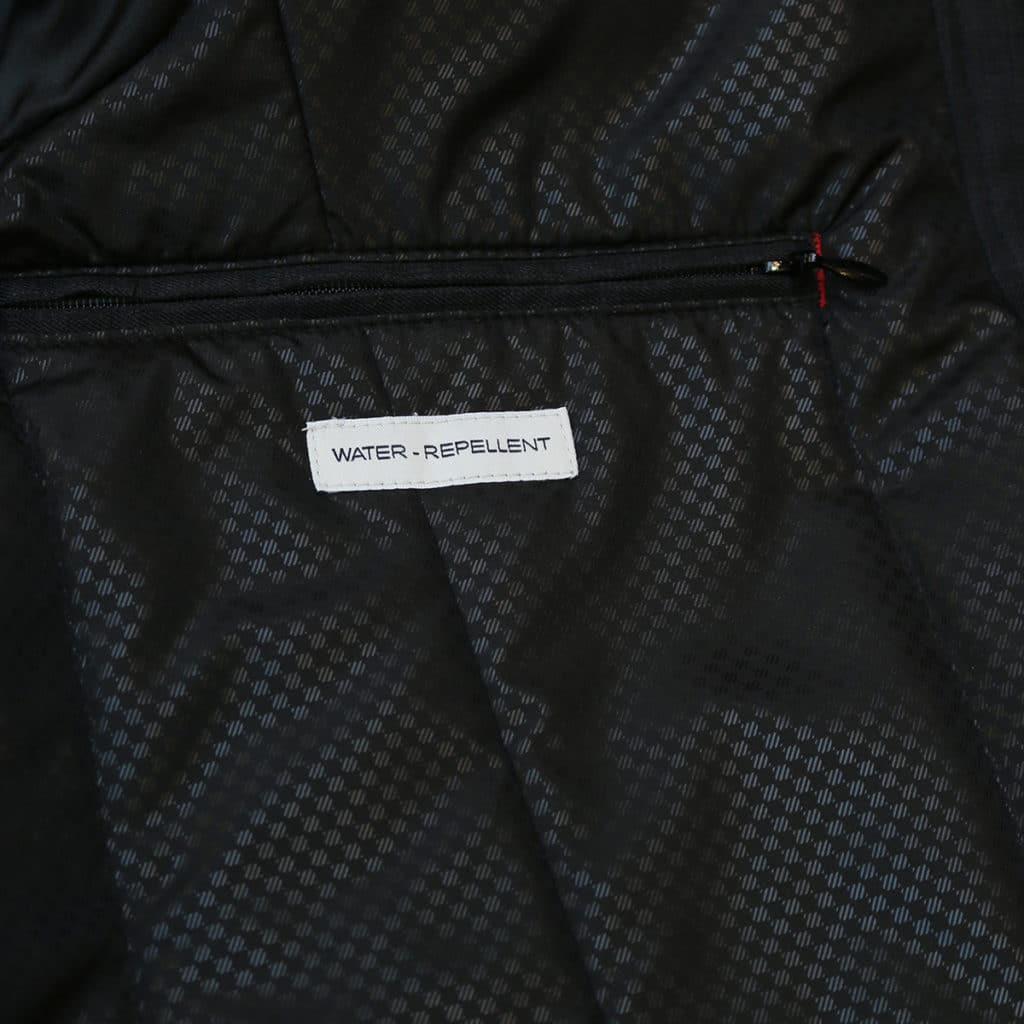 Bugatti coat lining
