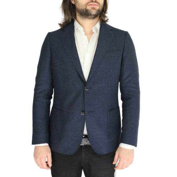 Eduard Dressler navy jacket front