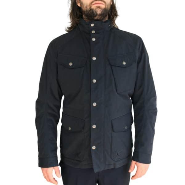Hacket navy winter jacket