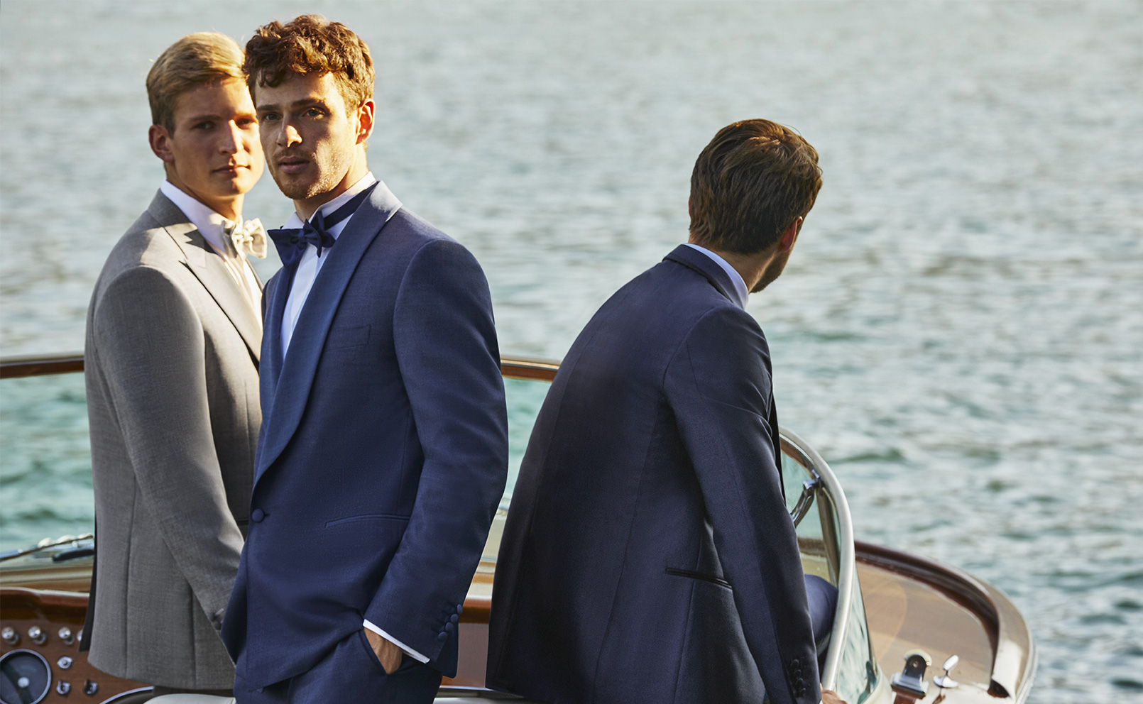 Menswear Online Formal collection canali