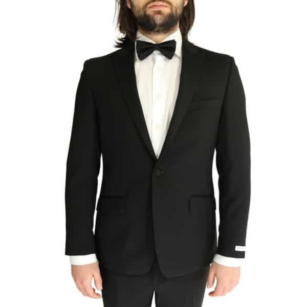 Without Prejudice black suit jacket