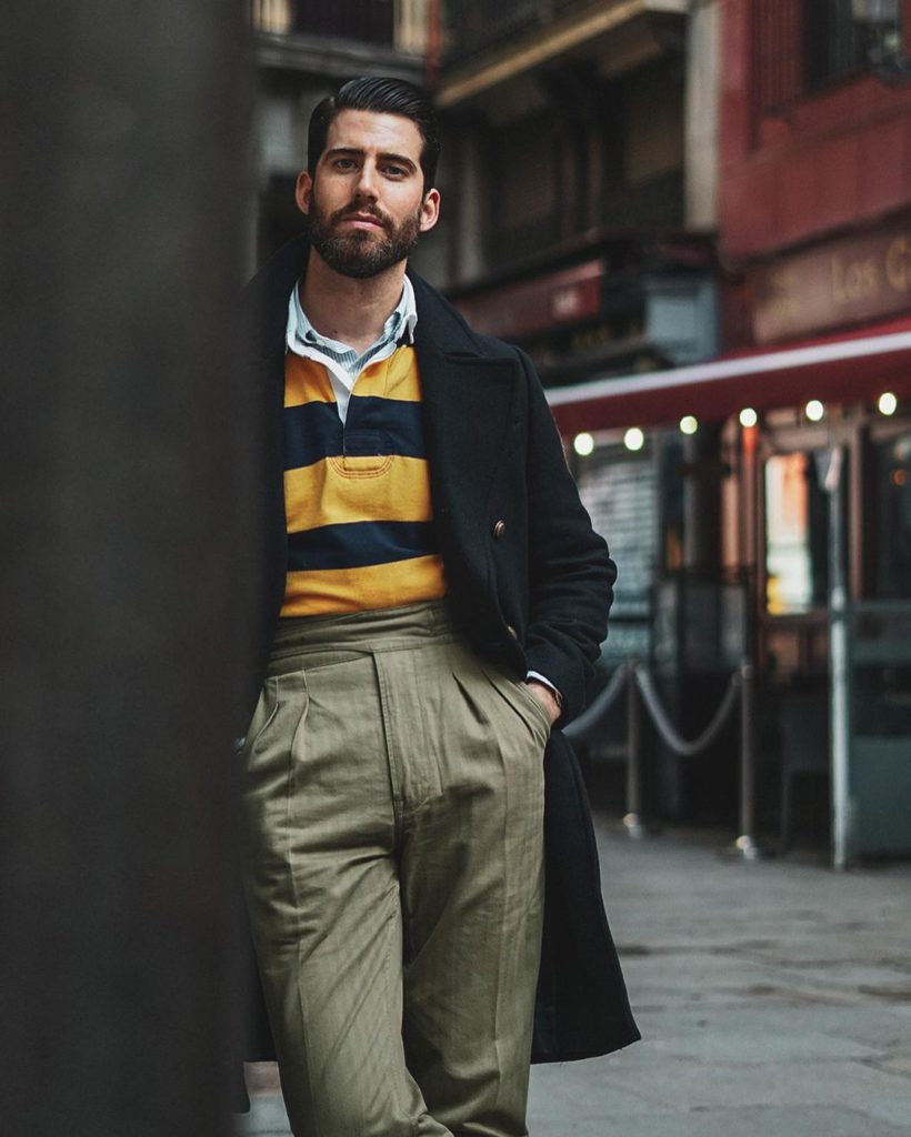 polo and knitwear