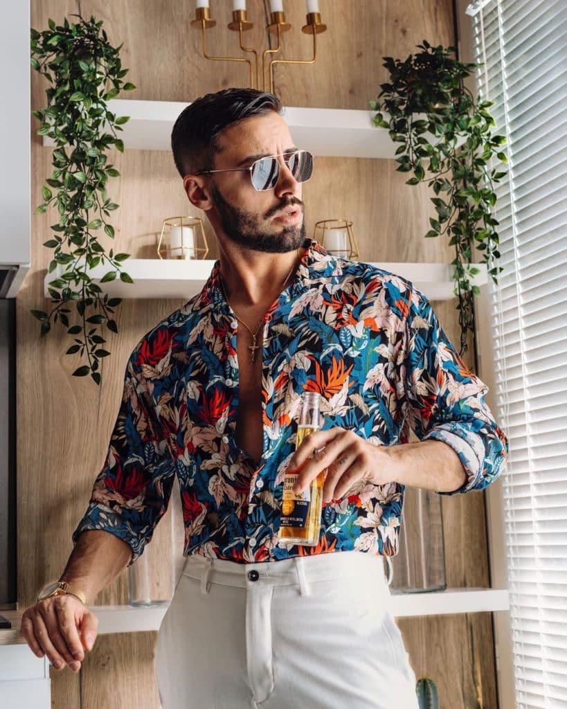 shirt and chino