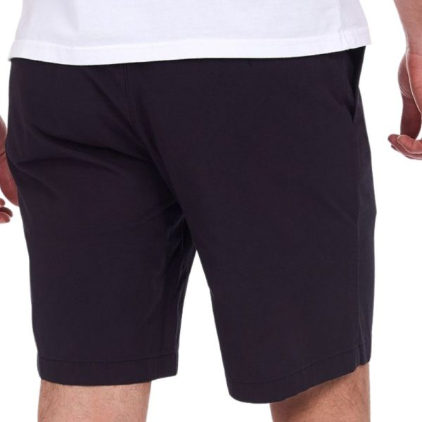 BARBOUR BARBOUR BAY RIPSTOP SHORTS in navy rear