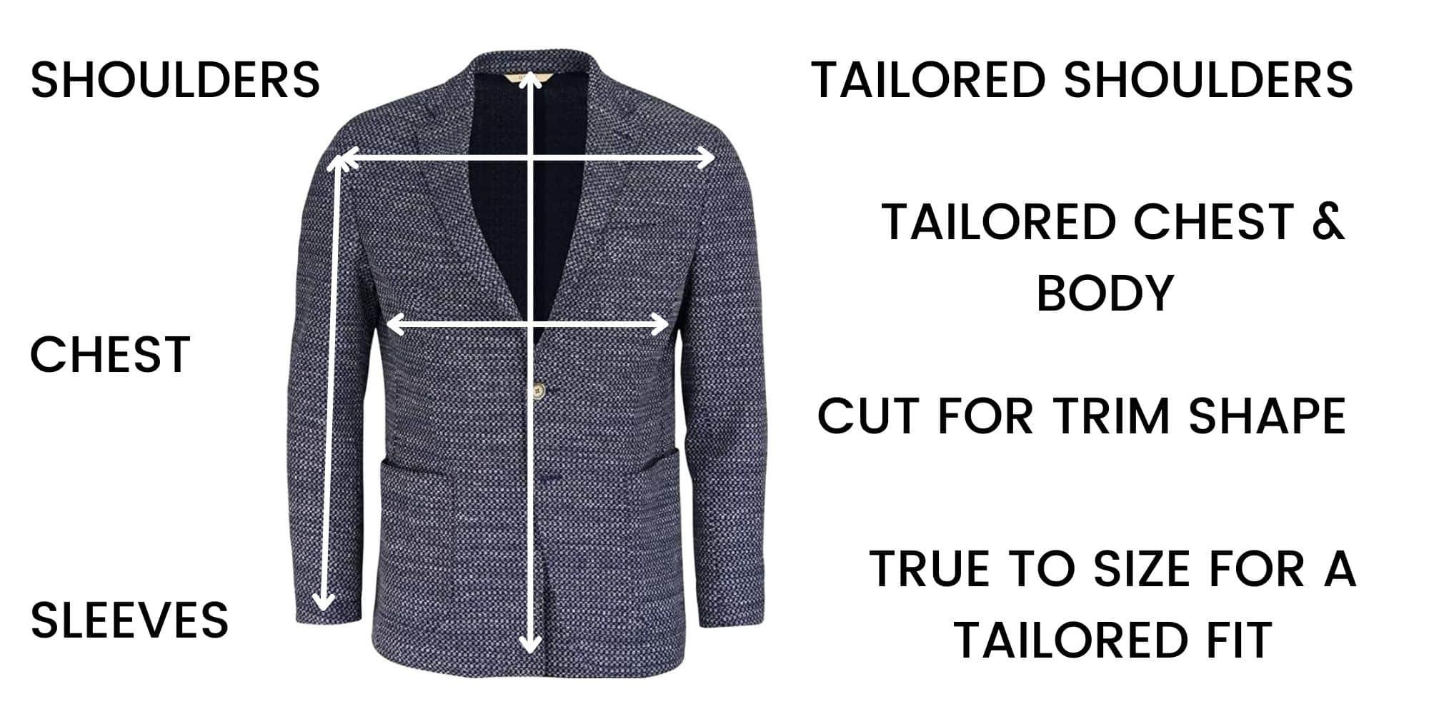 Digel Jacket Size Guide