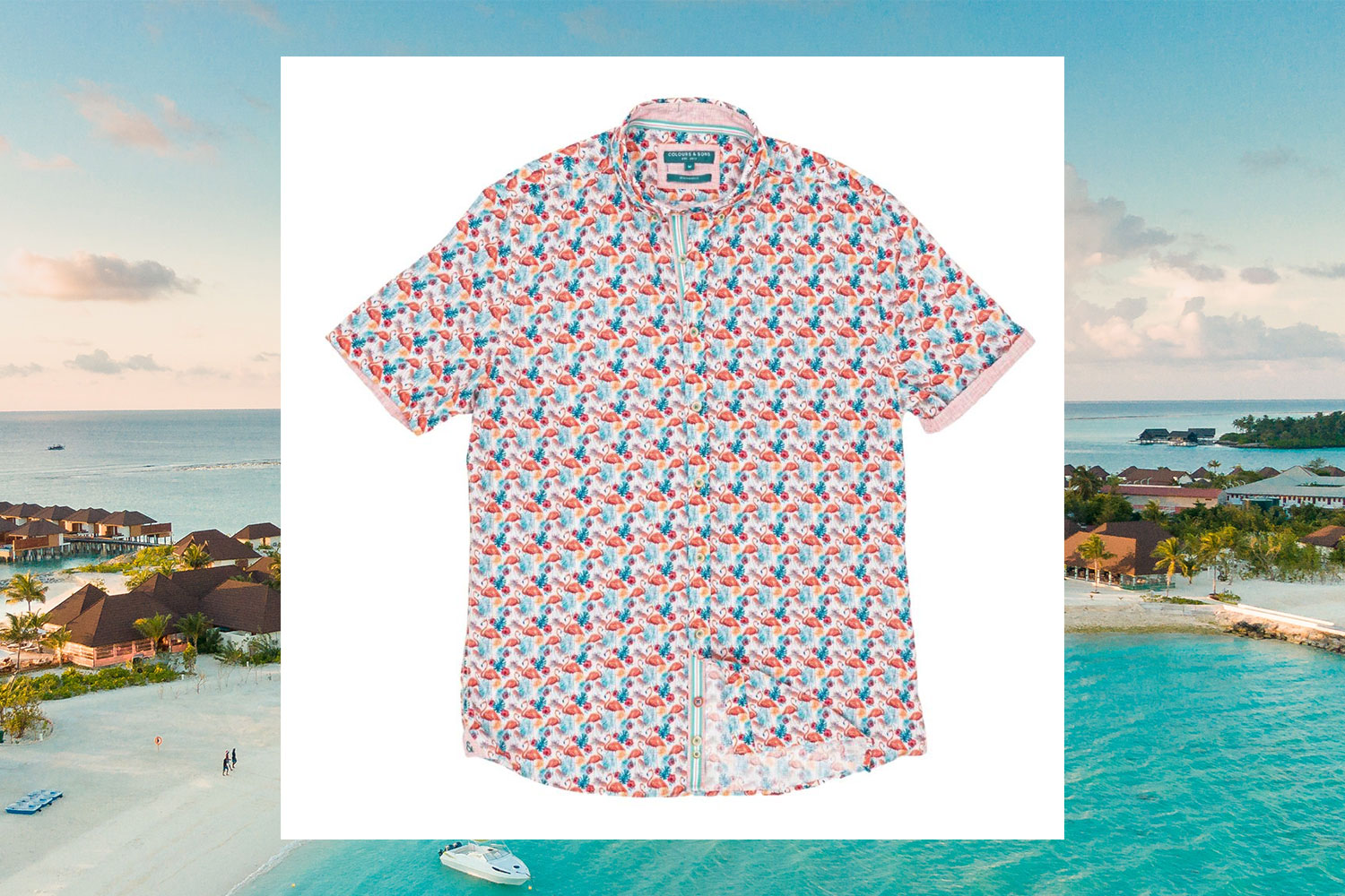 flamingo shirt colours and sons menswearonline