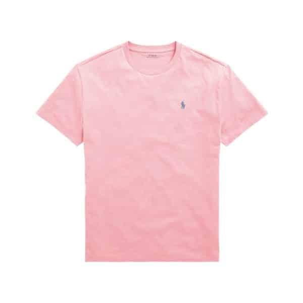 polo ralph lauren t shirt pink
